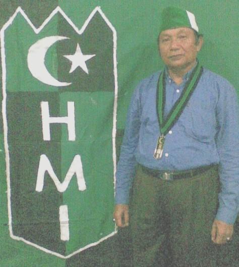 Ketua Umum HMI Cabang Palangkaraya yang pertama